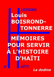 couverture Boisrond Tonnerre