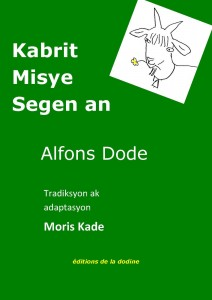 Couverture Kabrit Misye Segen