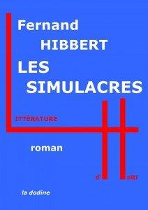 couverture Hibbert Simulacres